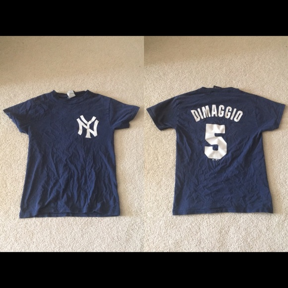 Cooperstown Collection Other - Yankee  5 Joe DiMaggio shirt! ad48c624c12